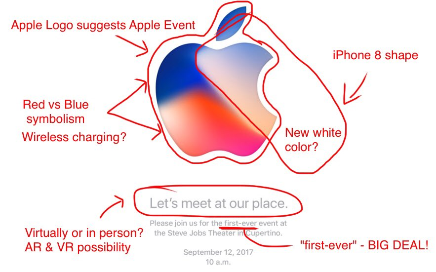 5 фанатских теорий об Apple и предстоящей презентации