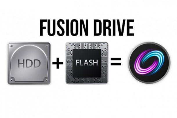 Файловая система Apple не поддерживает диски Fusion Drive