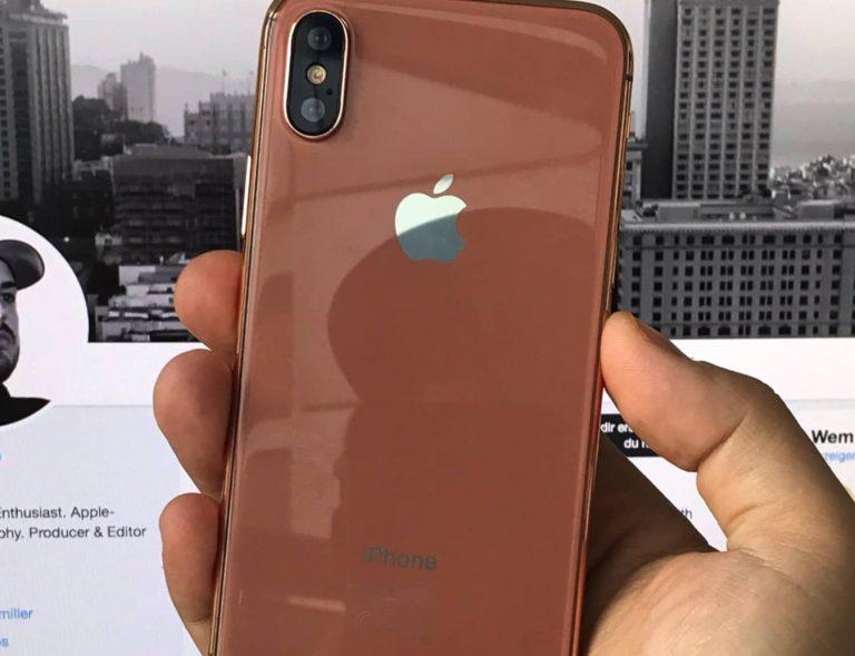 В сеть попали снимки лотков для SIM-карты iPhone 8