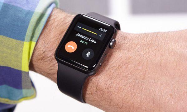 LTE в Apple Watch Series 3 работает только в стране, где были куплены часы