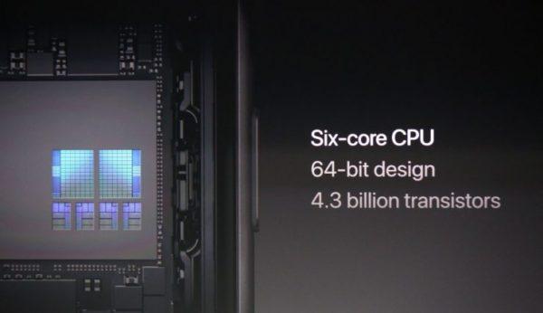 Процессор Apple A11 иллюстрирует подход компании к дополненной реальности