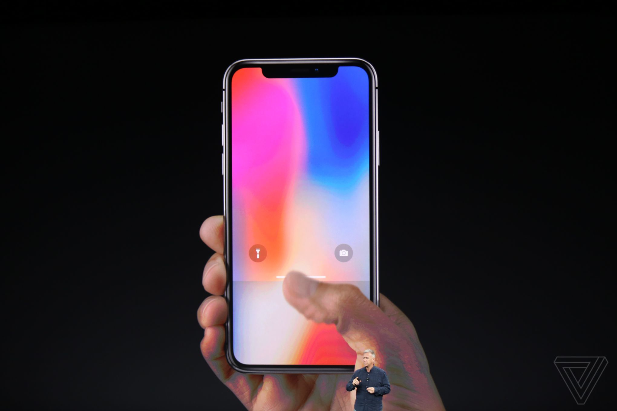 Ни рамок, ни слабостей — Apple показала iPhone X