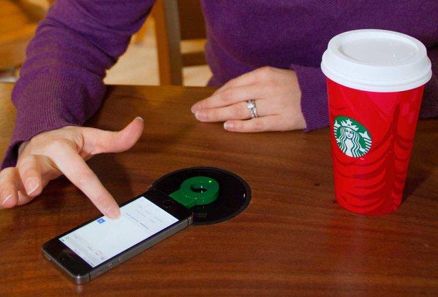 Starbucks добавит поддержку AirPower