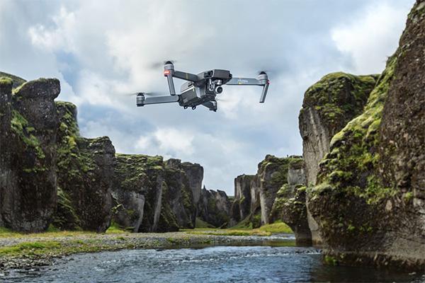 На IFA представлены дроны DJI Mavic Pro Platinum и Phantom 4 Pro Obsidian