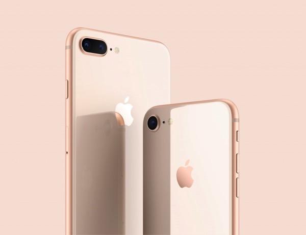 Начались продажи iPhone 8 и iPhone 8 Plus в России