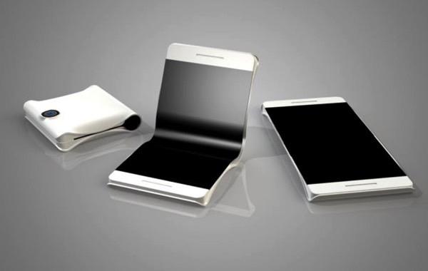 Гнущийся смартфон Samsung может появиться в 2018 году