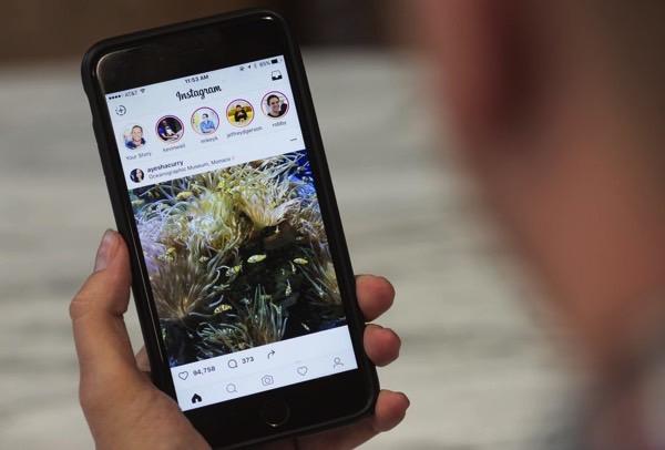 В Instagram для iOS изменился алгоритм воспроизведения видео