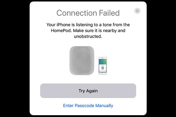 Apple будет использовать новый метод подключения для HomePod