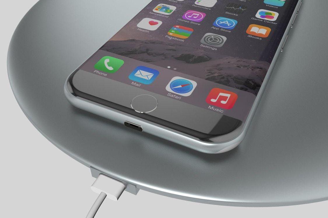 Apple не успела создать беспроводную зарядку до презентации iPhone