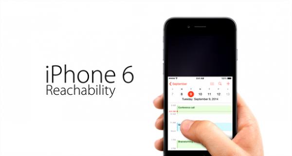 iPhone X лишился функции Reachability
