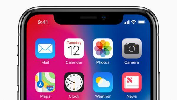 Появилось приложение, имитирующее «бровь» iPhone X