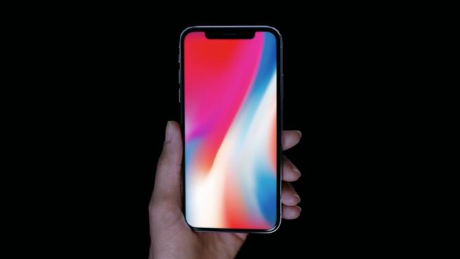OLED-дисплей в iPhone X хуже, чем Super AMOLED в Galaxy S8