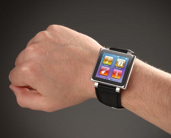 Apple больше не поддерживает iPod nano 6
