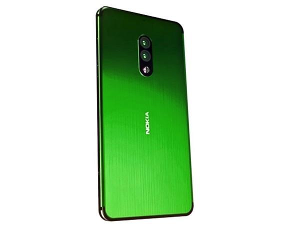 В сеть утекли изображения дисплея Nokia 9