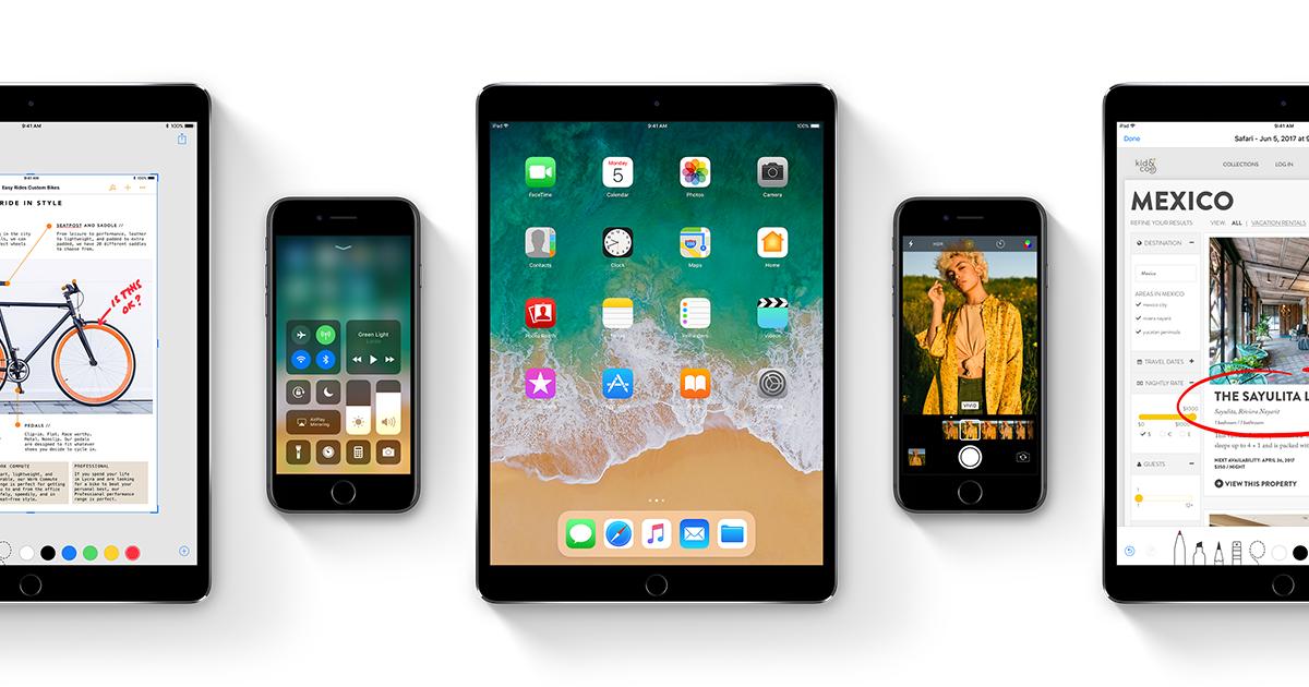 Помогут ли 10 beta-версий и GM-релиз устранить все ошибки в iOS 11?