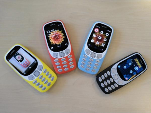 HMD Global анонсировала обновленную версию Nokia 3310