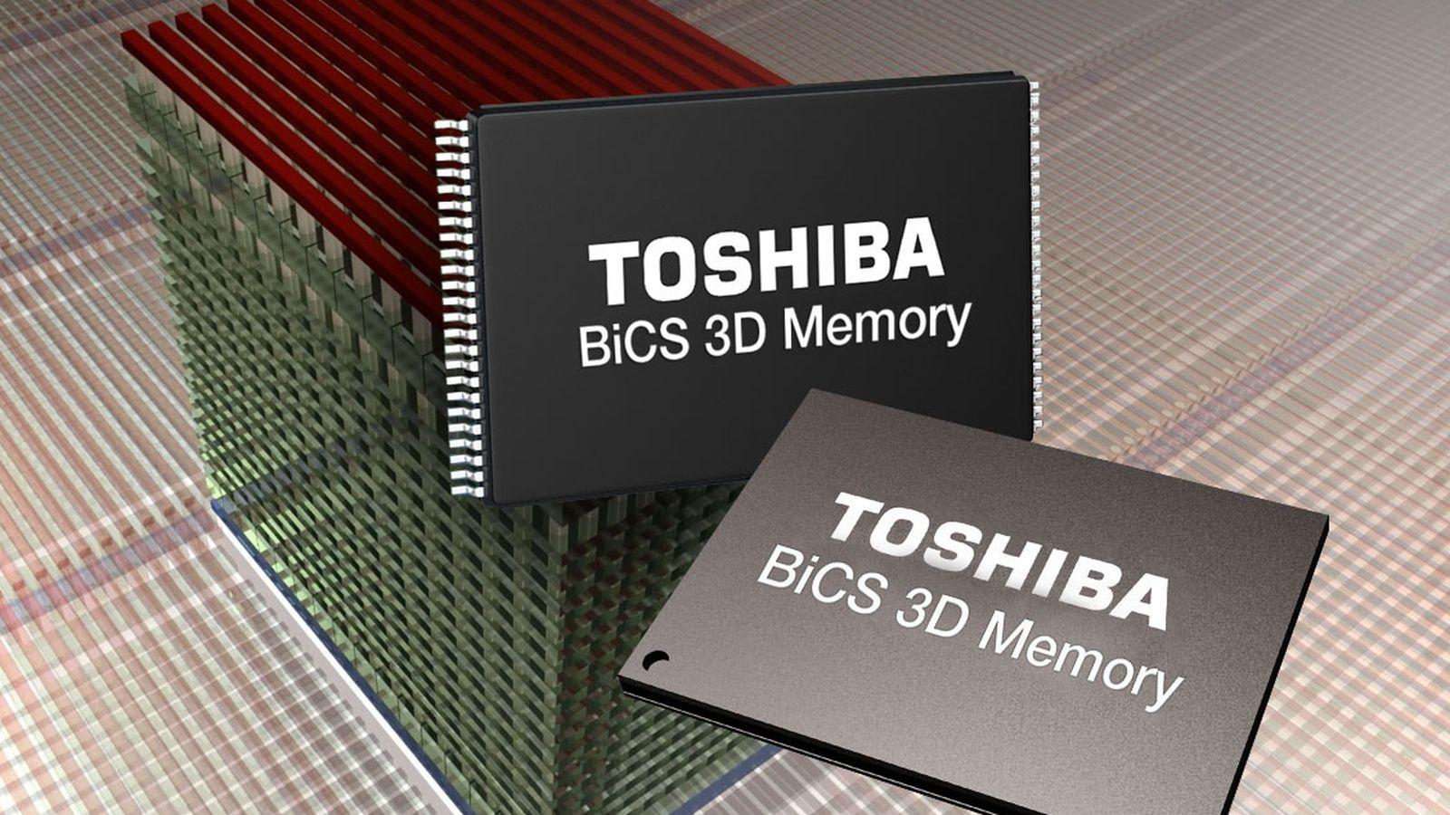 Apple может купить подразделение Toshiba по производству микрочипов за 3 млрд долларов