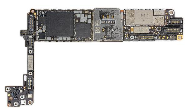 Специалисты iFixit разобрали iPhone 8