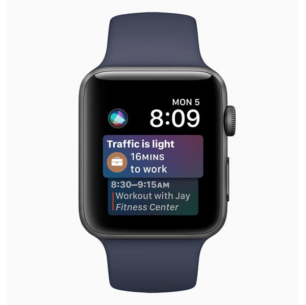 Обновление WatchOS 4 для Apple Watch доступно для загрузки