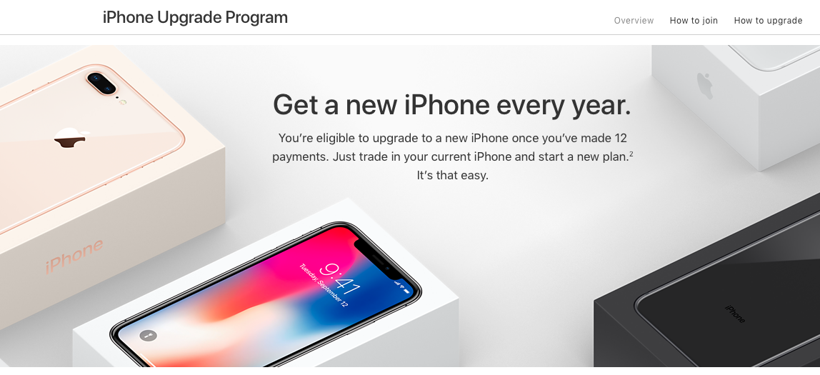 Apple показала упаковку iPhone X за месяц до старта продаж
