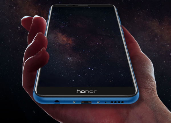 Huawei Honor 7X представлен официально