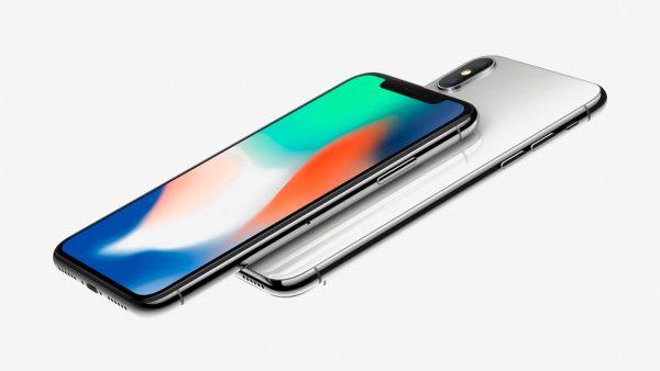 iPhone X с новыми динамическими обоями засветился на видео