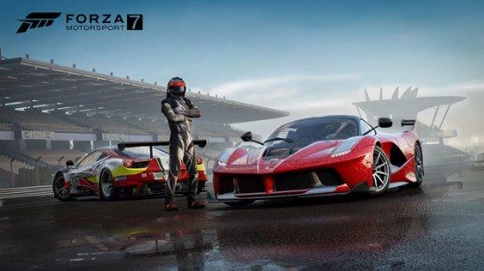 Опубликованы оценки критиков игры Forza Motorsport 7