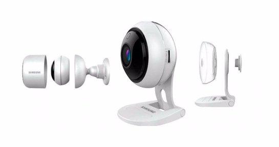 Камера видеонаблюдения SmartCam от Samsung с разрешением 1080p и поддержкой Wi-Fi
