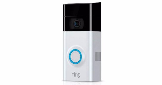 Звонок Ring Video Doorbell 2 транслирует видео в формате 1080p