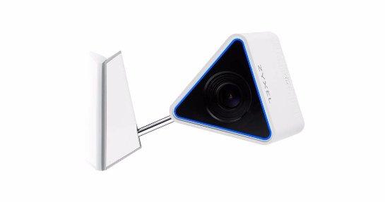 Лайфстайл-камера Aurora Cloud Access Camera от Zyxel уже отправлена на продажу