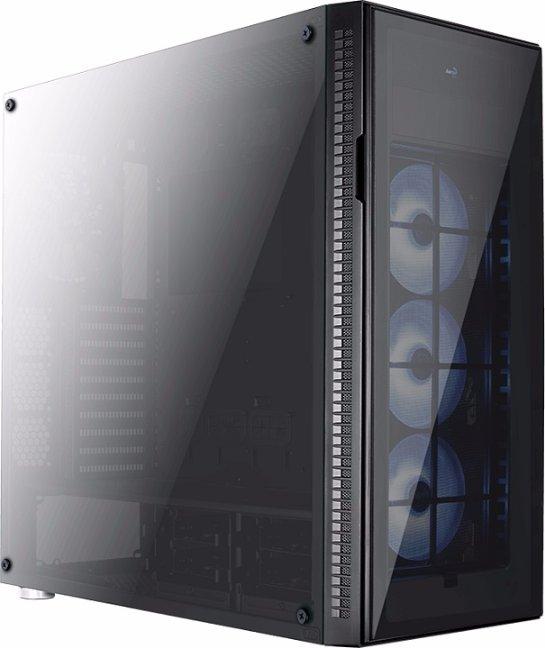 Aerocool анонсировала выход Full-Tower корпуса Quartz Pro
