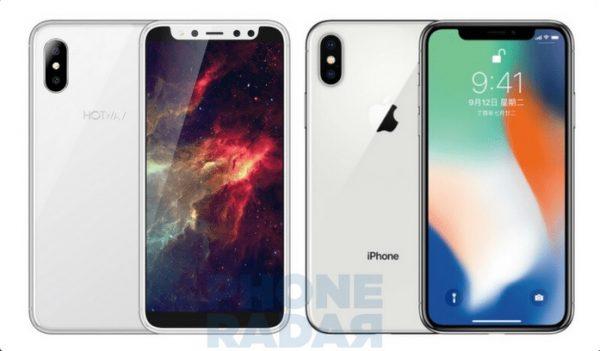 В Китае начались продажи iPhone X. На Android