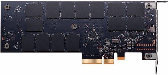 Дебют накопителей Intel Optane 900p с памятью 3D XPoint состоится в конце октября