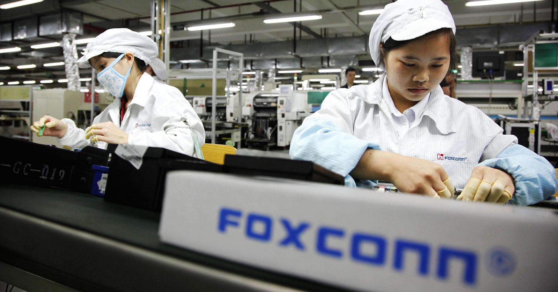 Операционный директор Apple встретится с главой Foxconn