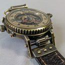 Уникальный стиль часов — стимпанк