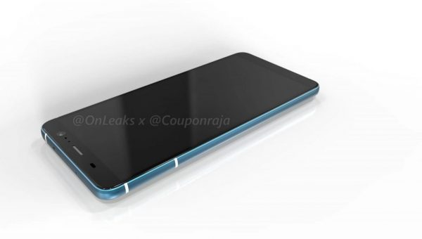 Рендеры HTC U11 Plus попали в сеть