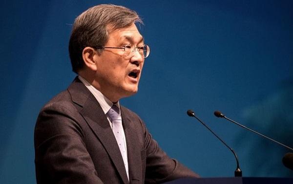 Генеральный директор Samsung уходит в отставку