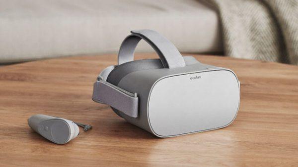Представлена автономная VR-гарнитура Oculus Go стоимостью 199 долларов