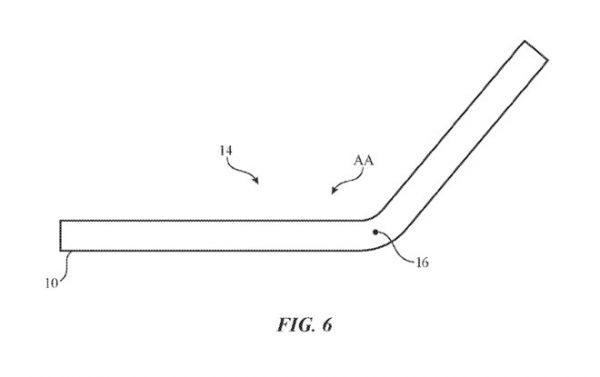 Apple обновляет патентную заявку на гнущиеся дисплеи из-за участившихся слухов вокруг нового OLED-iPhone
