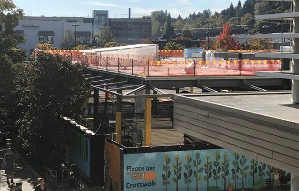 Apple строит магазин нового поколения в Сиэтле