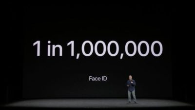 Все, что известно о системе Face ID iPhone X