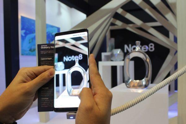 Galaxy S8 может получить режим Live Focus в ближайшем обновлении
