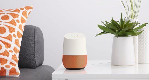 Google Home сможет находить телефон, переведенный в беззвучный режим