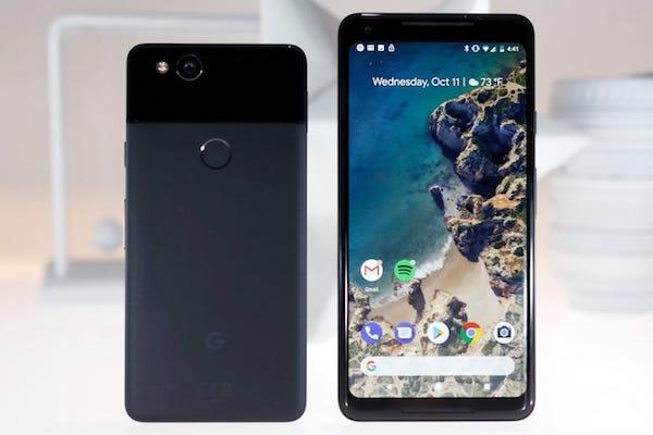 Почему следующий Google Pixel должна делать Xiaomi