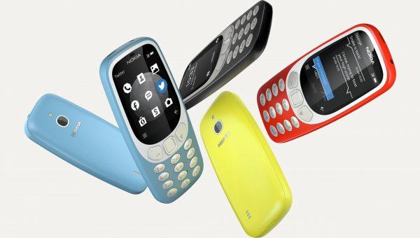 В Европе начался предзаказ Nokia 3310 3G