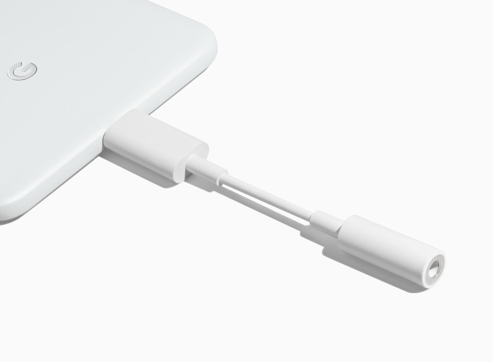 Google начала продавать переходники с USB-C на «мини-джек»