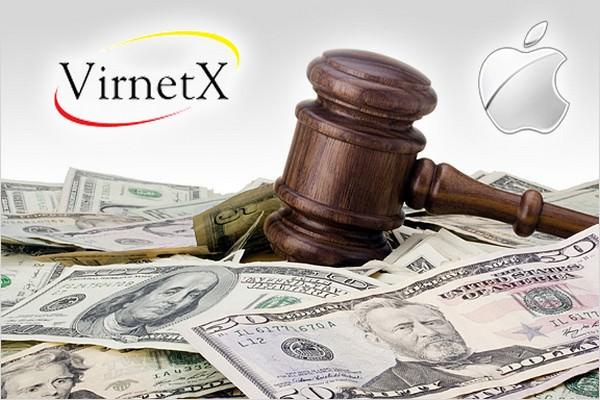 Apple выплатит VirnetX 440 миллионов долларов