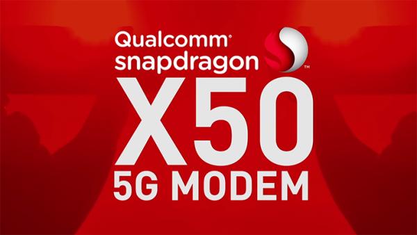 Qualcomm представила первый в мире мобильный модем с поддержкой 5G