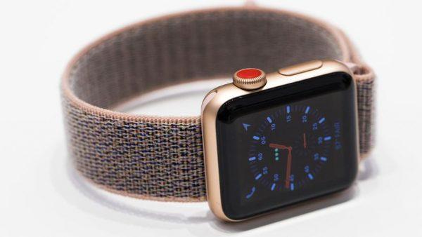 Пользователи Apple Watch Series 3 в Англии не могут включить LTE на часах