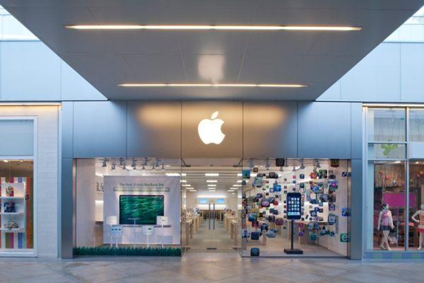 Apple увеличит магазин в Лос-Анджелесе к началу продаж iPhone X